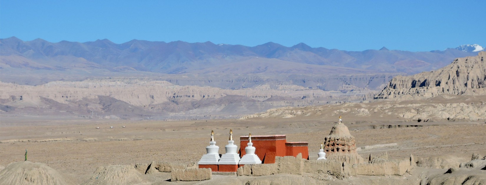 Ancient kingdom in Western Tibet