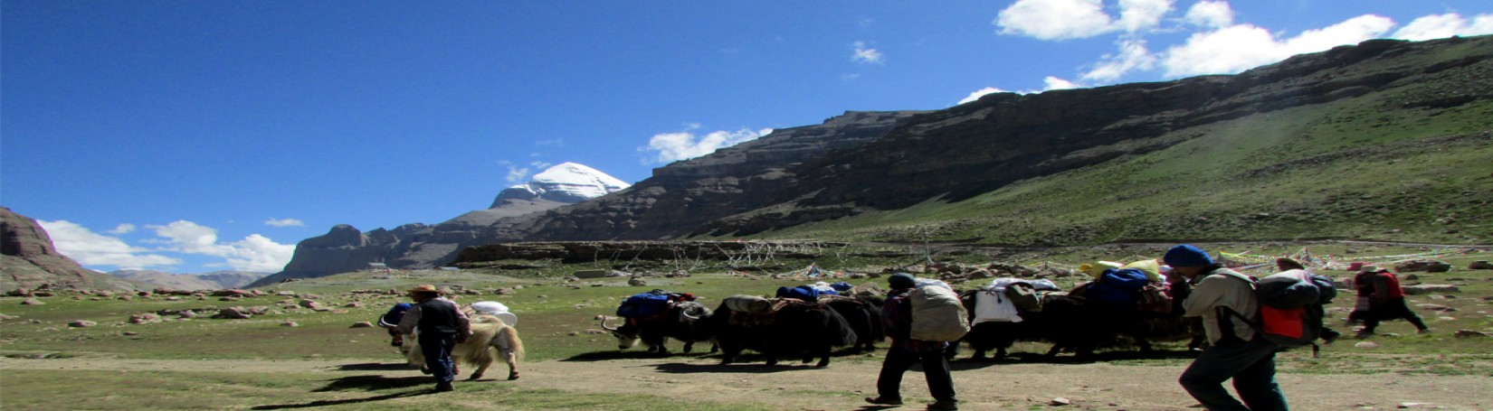 Kailash Valley of the God