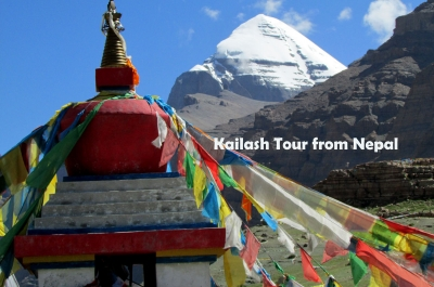 Kailash Tour from Nepal
