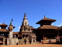 Bhaktapur Durbar Squire in Kathmandu