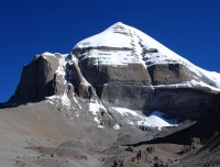 Mt Kailash south face