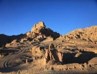 Ruins around at Kashgar