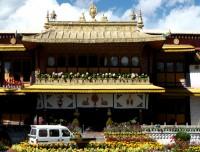 Norbulinka Palace in Lhasa