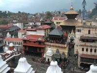 Pashupatinath Temple at Kathmandu