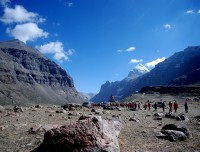 Valley og the God, Kailash parikrama starting place