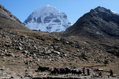 Lhasa Kailash EBC and Guge Kingdom Tour